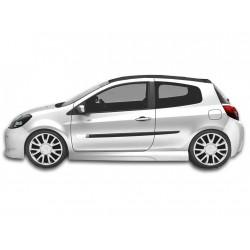 Minigonne laterali sottoporta Renault Clio 06 Sport