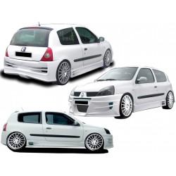 Kit estetico completo Renault Clio 02 Nitro
