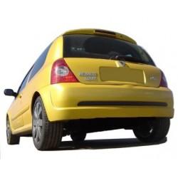 Paraurti posteriore Renault Clio 02
