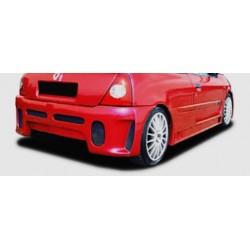 Minigonne laterali sottoporta Renault Clio 02 Winner