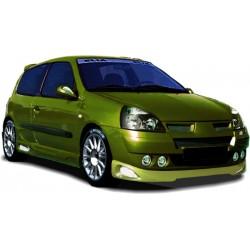 Spoiler sottoparaurti anteriore Renault Clio 02 Venus