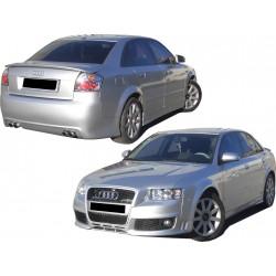 Kit estetico completo Audi A4 00-04 Sport