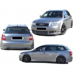 Kit estetico completo Audi A4 00-04 Van