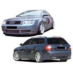 Kit estetico completo Audi A4 00-04 Van M-Look