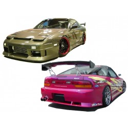 Kit estetico completo Nissan 180/200SX S13 Silvia - Drift Body Full
