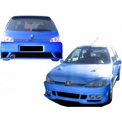 Kit estetico completo Peugeot 2 Viper