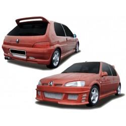 Kit estetico completo Peugeot 2 Zicon Wide