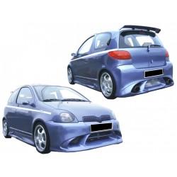 Kit estetico completo Toyota Yaris Infinity