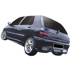 Paraurti posteriore Renault Clio 92 Probe