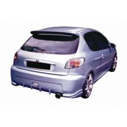 Paraurti posteriore Peugeot 206
