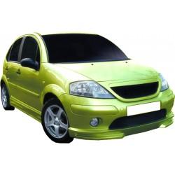 Minigonne laterali sottoporta Citroën C3