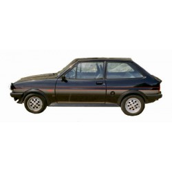 Minigonne laterali sottoporta Ford Fiesta MK1