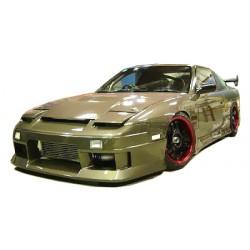 Minigonne laterali sottoporta Nissan 180/200SX S13 Silvia -Drift-