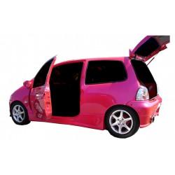 Minigonne laterali sottoporta Renault Twingo Sport I Mod