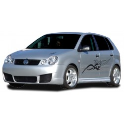 Minigonne laterali sottoporta Volkswagen Polo VI Cool