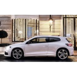 Minigonne laterali sottoporta Volkswagen Scirocco R20