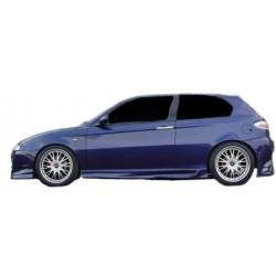 Minigonne laterali sottoporta Alfa 147