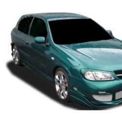 Minigonne laterali sottoporta Nissan Almera