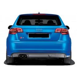 Sottoparaurti posteriore Audi A3 8P S3 Sportback