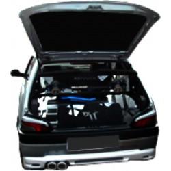 Sottoparaurti posteriore Peugeot 106 I