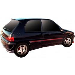 Sottoparaurti posteriore Peugeot 106 II