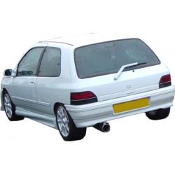 Sottoparaurti posteriore Renault Clio 92