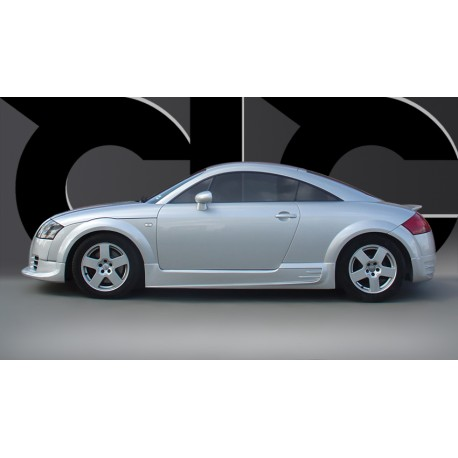Minigonne laterali sottoporta Audi TT