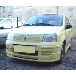 Spoiler sottoparaurti anteriore Fiat Panda