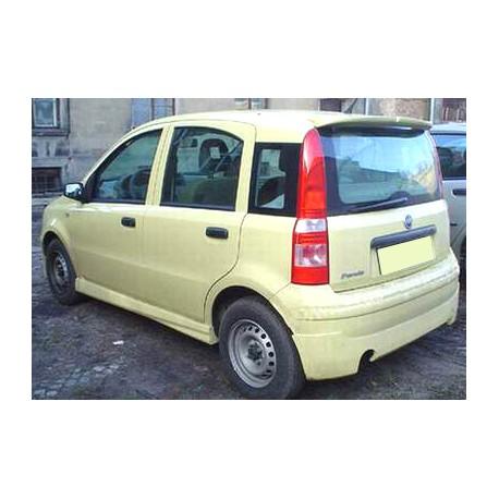 Spoiler sottoparaurti posteriore Fiat Panda