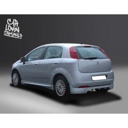 Sottoparaurti posteriore Fiat Grande Punto