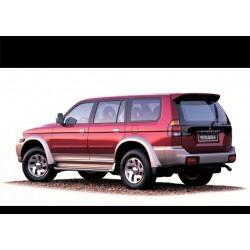 Spoiler alettone Mitsubishi Pajero