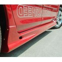 Minigonne laterali sottoporta Mazda 3 station