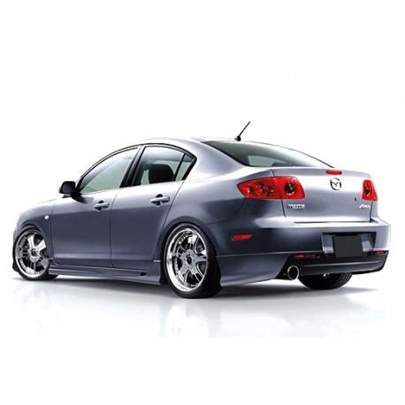 Sottoparaurti posteriore Mazda 3 station
