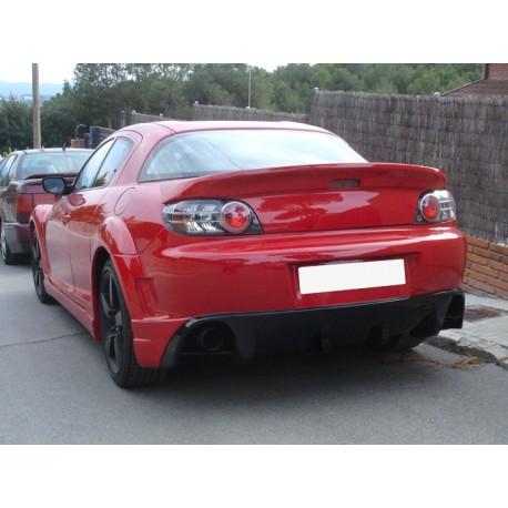 Paraurti posteriore Mazda RX8