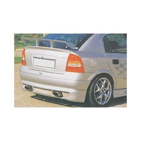 Sottoparaurti posteriore Opel Astra G