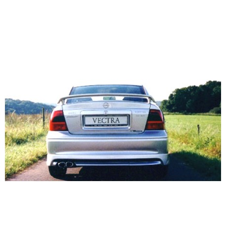 Sottoparaurti posteriore Opel Vectra B