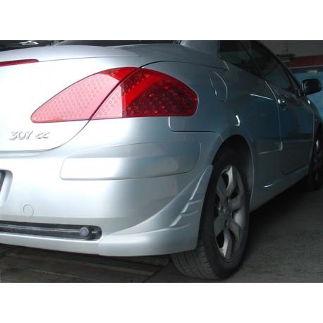 Sottoparaurti posteriore Peugeot 307 CC