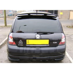 Sottoparaurti posteriore Renault Clio 02