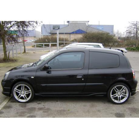 Minigonne laterali sottoporta Renault Clio 02