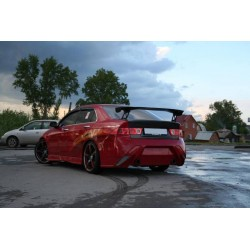 Paraurti posteriore Honda Accord