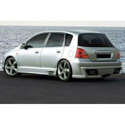 Paraurti posteriore Honda Civic