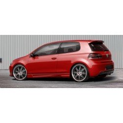 Minigonne laterali sottoporta Volkswagen Golf 6 Inferno