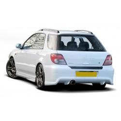 Sottoparaurti posteriore Subaru Impreza WRC station