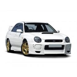 Minigonne laterali sottoporta Subaru Impreza MK2