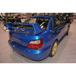 Spoiler alettone Subaru Impreza 00-07 STI Look