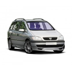 Minigonne laterali sottoporta Opel Zafira A