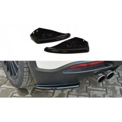 Sottoparaurti splitter laterali posteriori Fiat Grande Punto Abarth 07-10