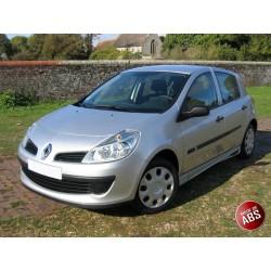 Minigonne laterali sottoporta Renault Clio 05-12