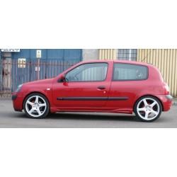 Minigonne laterali sottoporta Renault Clio