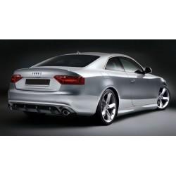 Sottoparaurti posteriore Audi A5